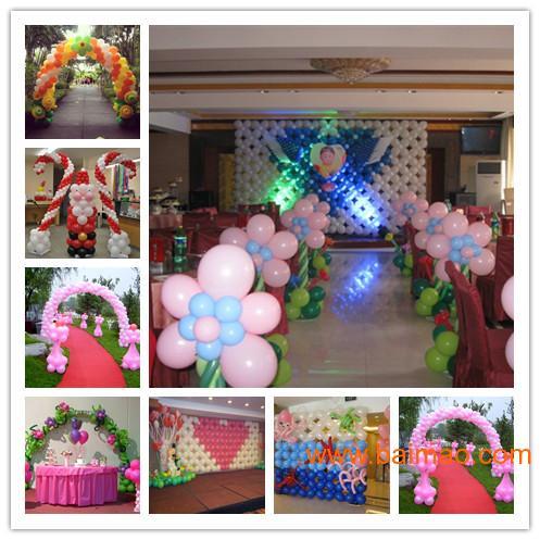 青岛儿童生日派对气球表演 青岛哪有气球活动策划【逗乐】图片