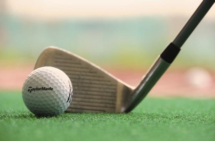 高尔夫球头配件加工