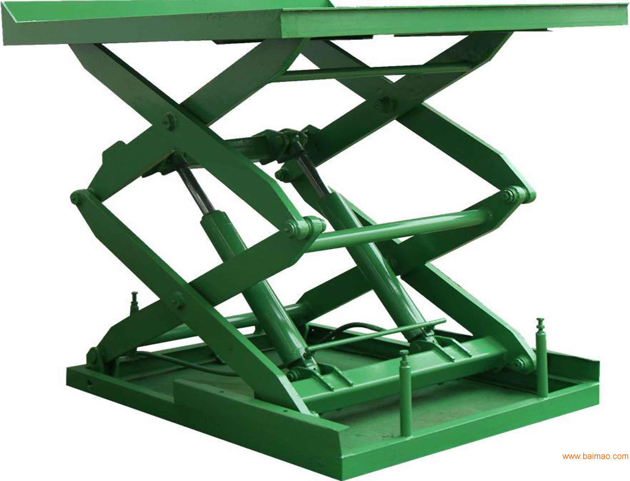 【厂家直销】固定式液压升降平台 坦诺机械制造 质量有保证 售后有图片