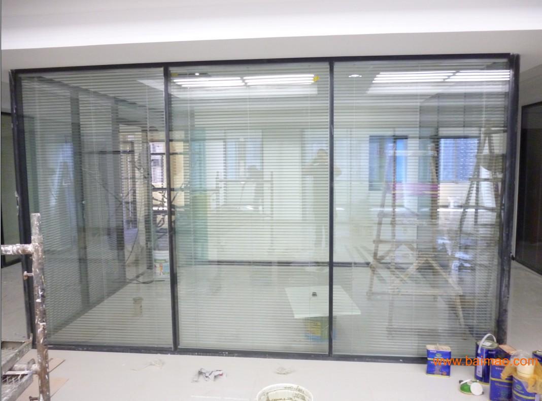 重庆玻璃隔断厂家图片