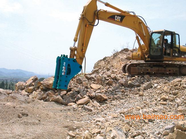 液压破碎锤已经成为液压挖掘机的一个重要作业工具