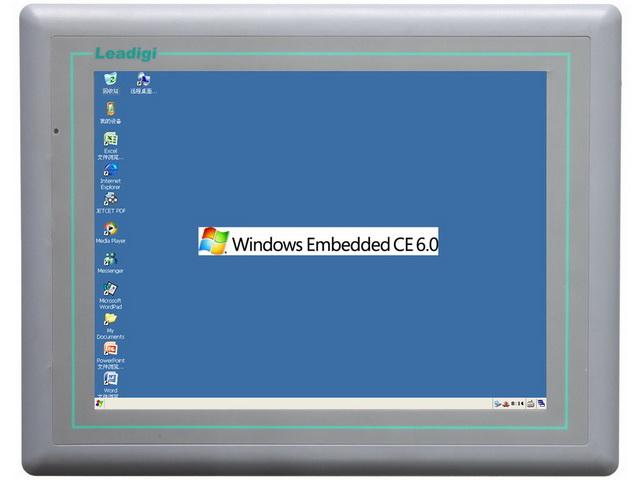 将软硬件产品配套并模块化工业平板电脑