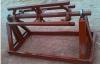 彩钢卷手工开卷设备,铁皮放料架批发,压瓦机放料架哪