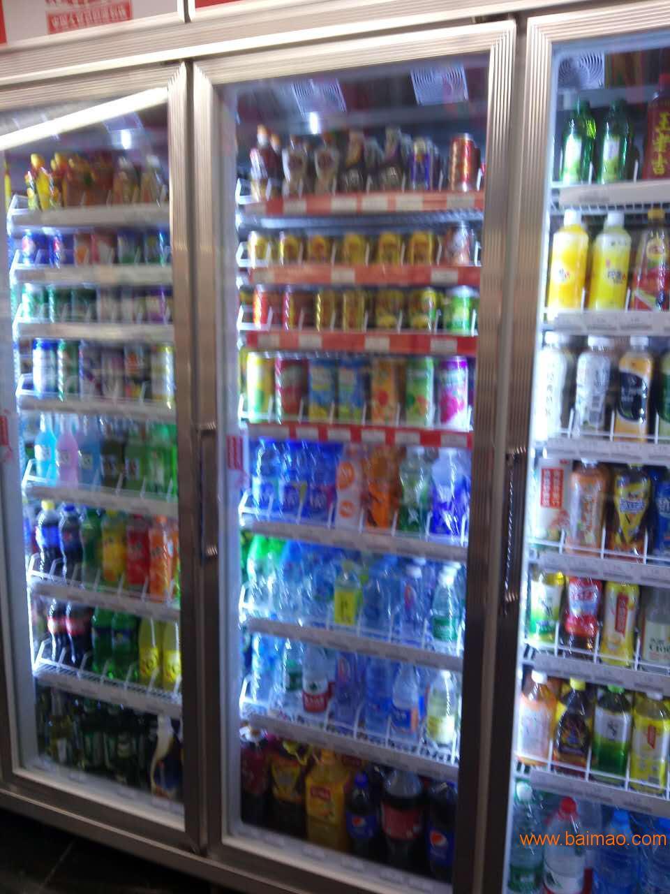 店展示柜 豪华饮料柜 啤酒摆放柜 超市,格瑞供应便利店展示柜 豪华