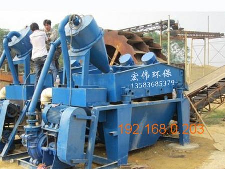 沙场节能增产必选设备,【细沙回收机】