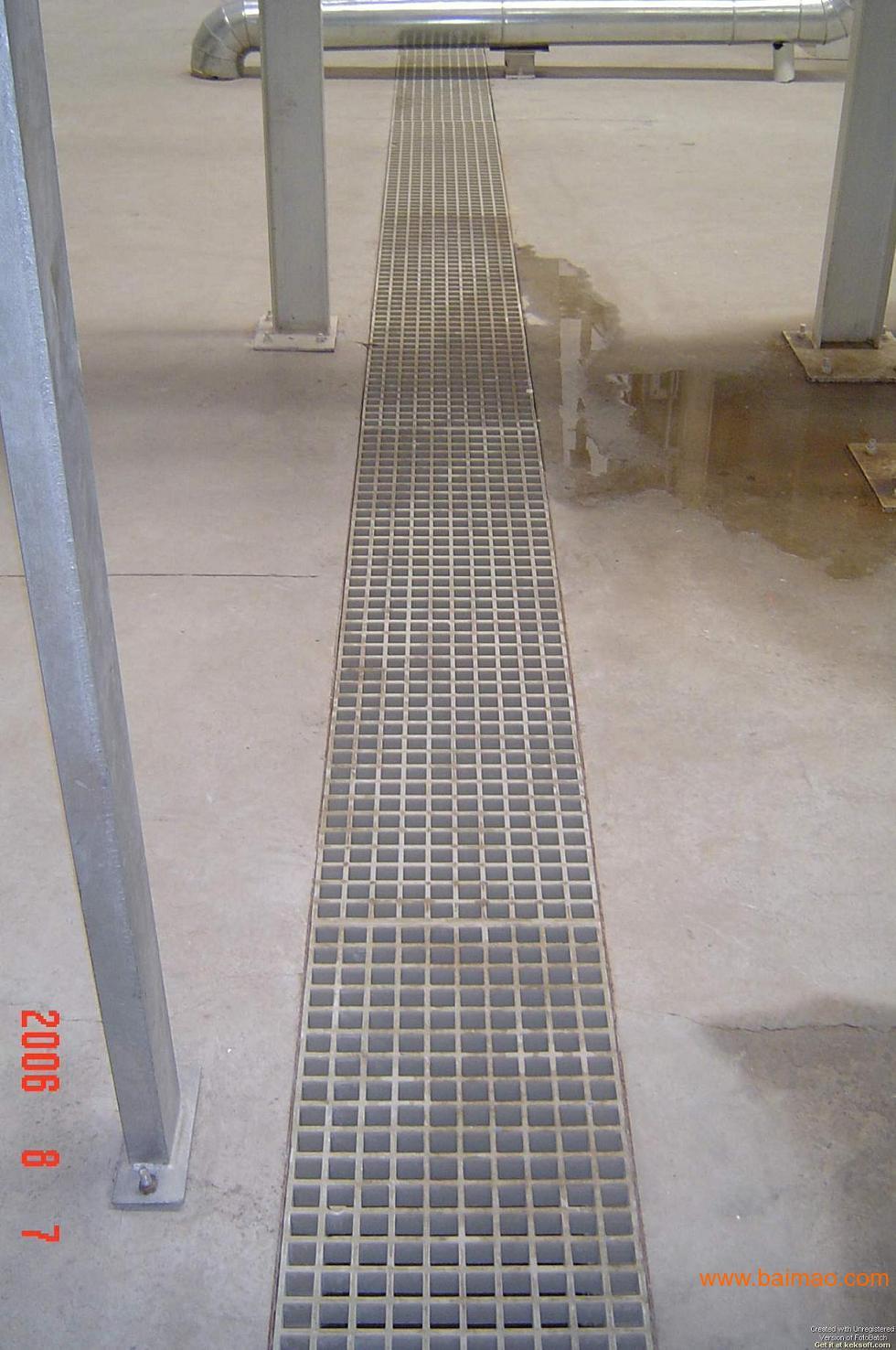 不锈钢排水沟格栅盖板