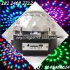 藍牙MP3水晶魔球舞臺燈ktv聲控閃光燈婚慶彩燈舞