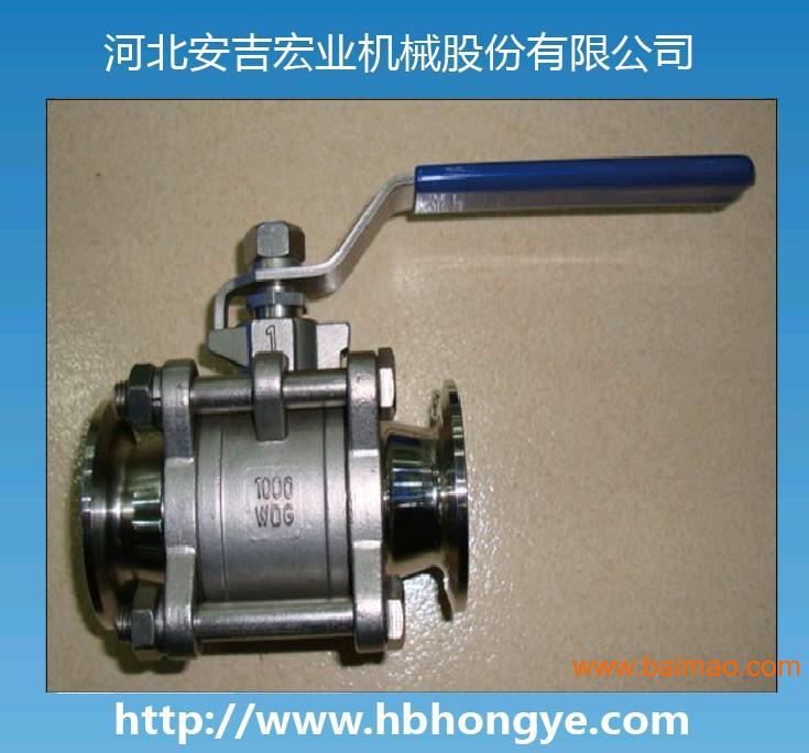 水管 球阀的工作原理_球阀结构图及工作原理