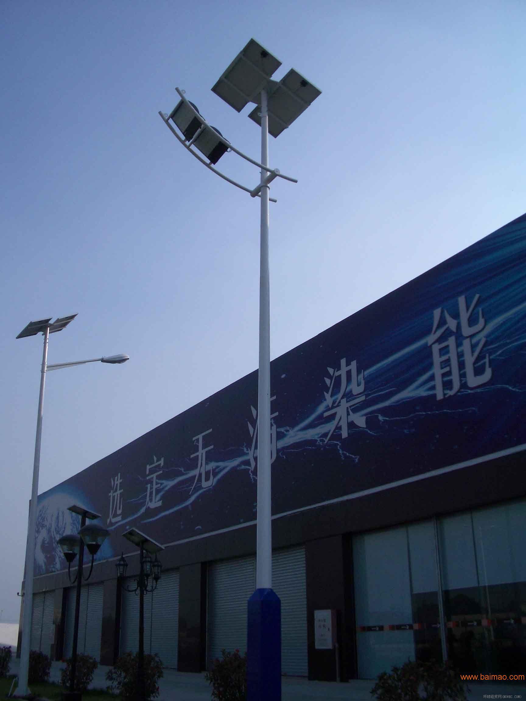 LED太阳能路灯 4米-12米太阳能路灯 量大从优... - 中国供应商