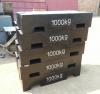 计量局检定衡器1000kg铸铁砝码