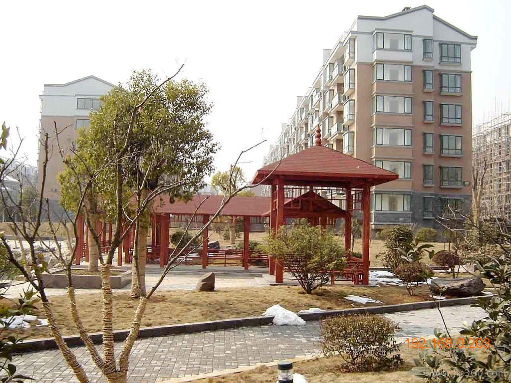 湖南防腐木厂家 园林木制品厂家