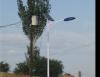 北京密云楷舉牌新款6米太陽能LED路燈廠家制造