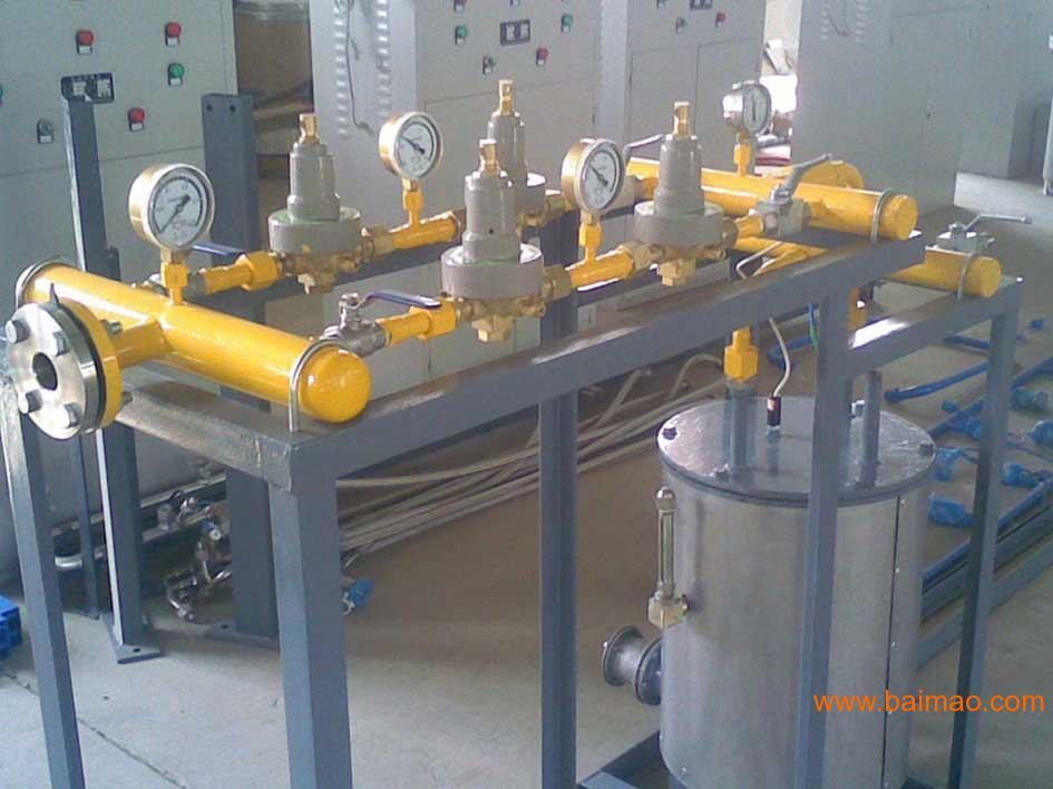 天然气调压阀组图片