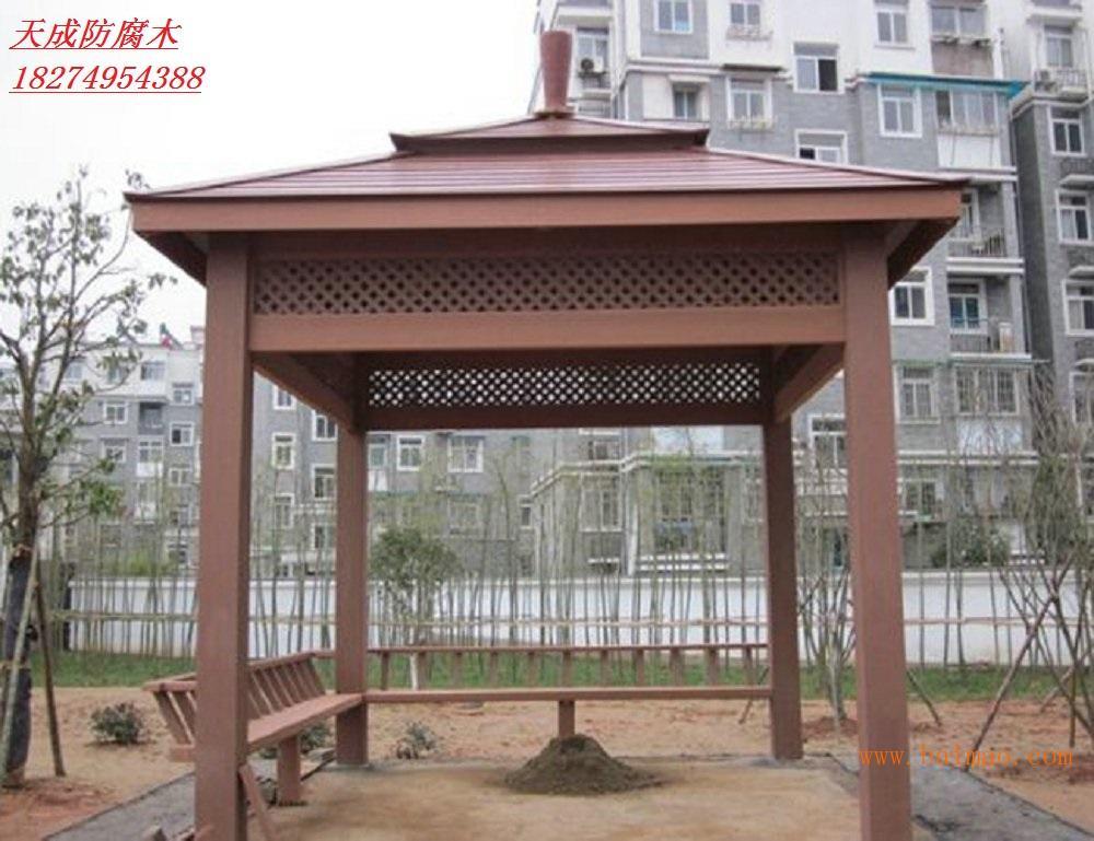 湖南木塑批发厂 木塑栏杆制作厂家