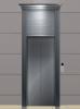 玉贝壳板电梯门套