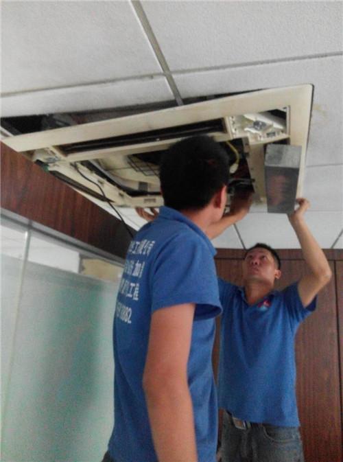 中央空调维修安装