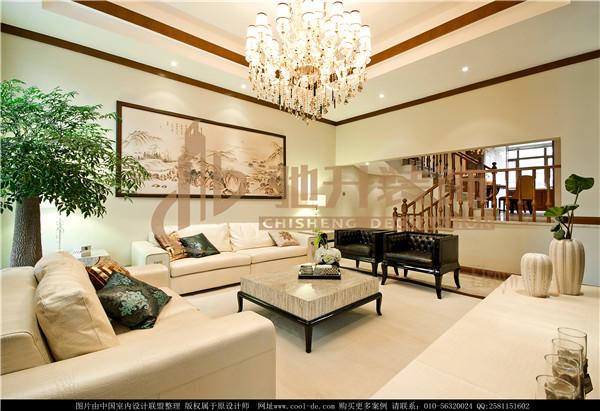室内装修案例-都市