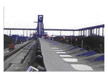 湖南擋板輸送帶