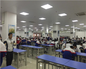 学校食堂承包