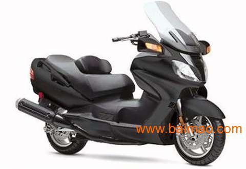铃木AN650摩托车烟台二手摩托车价格,铃木AN