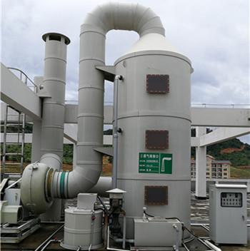 工业废气处理治理
