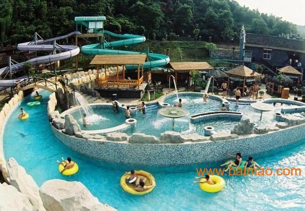 新型水上乐园设备/新型水上游乐设备/新型人工造浪池图片