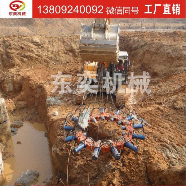 液压破桩机 实心灌注桩混凝土破桩器厂家