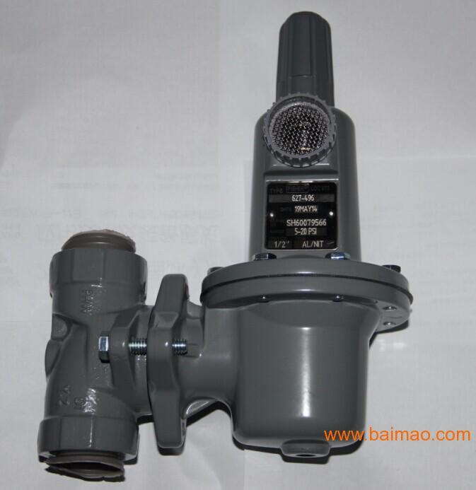 美国fisher费希尔627-496调节阀减压阀厂家/批发/供应商图片
