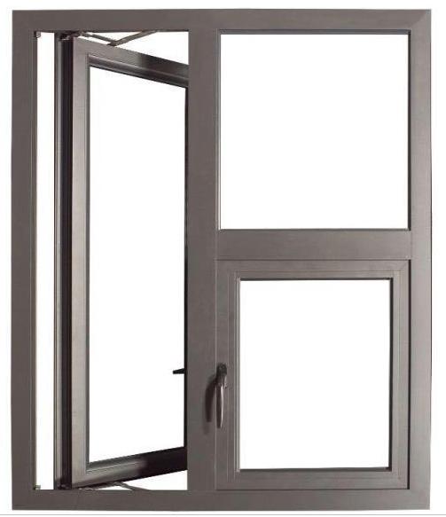铝合金非隔热耐火窗