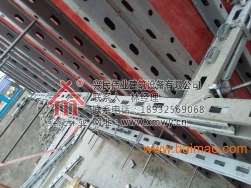 建筑用模板支撑组合结构