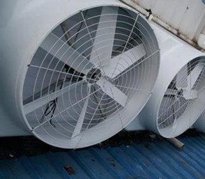 厦门通风降温设备