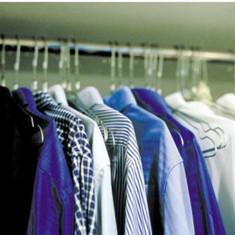 衣物干洗水洗