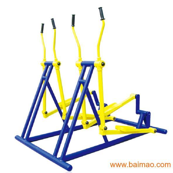 小健身器材_开封健身器材 双人椭圆机tl-062