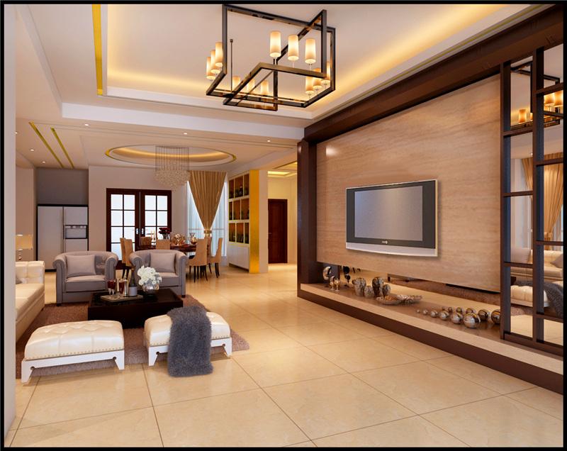同安套房别墅设计装修