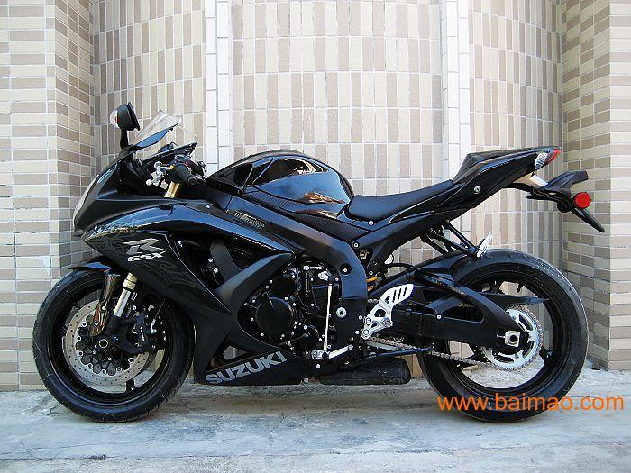出售原裝進口09年鈴木GSX-R600摩托車