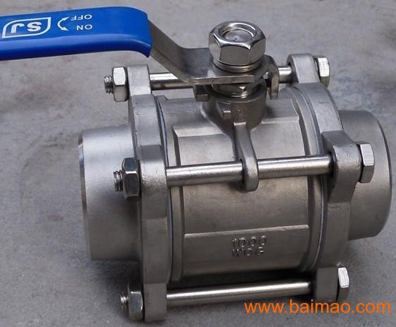 焊接球阀,三片式焊接球阀,加长焊接球阀,对焊球阀图片