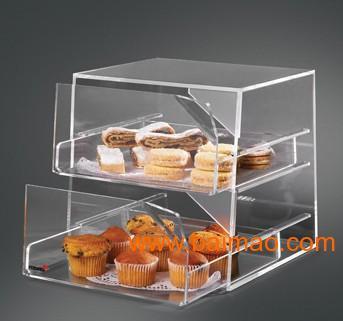 黃山亞克力制品廠 食品盒加工與制作 亞克力生產