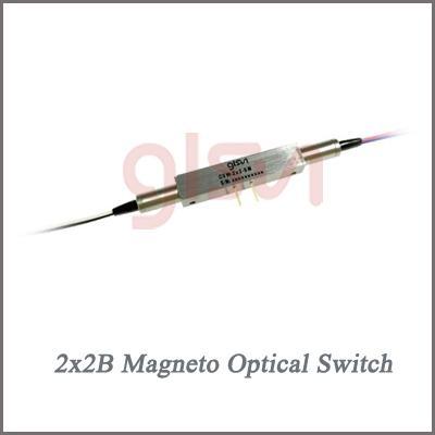 桂林光隆 2x2B磁光开关 磁光开关 高速光开关