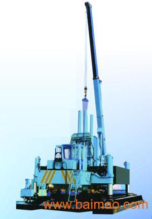 zys系列液压静力压桩机图片