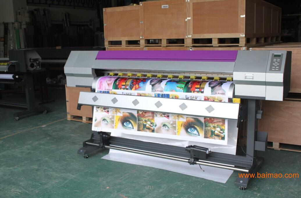 供应写真机打印机1600数码压电写真机 彩色喷墨打