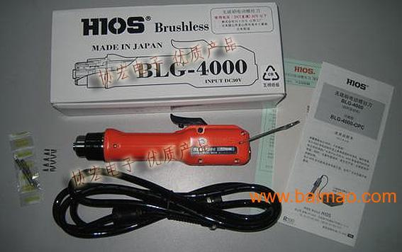 HIOS无刷电批BLG-4000 BLG-5000