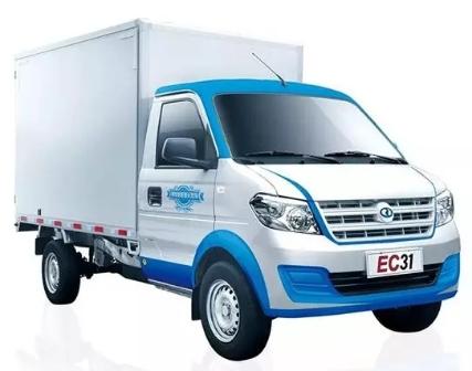 瑞驰新能源EC35物流车