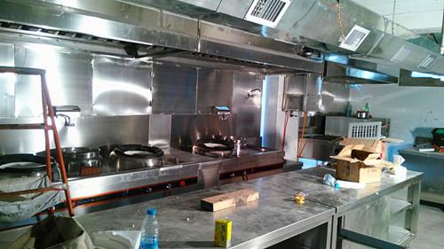厦门酒店厨房不锈钢厨具