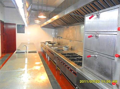 酒店厨房工程