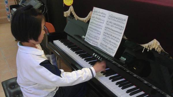 厦门钢琴培训 主陪结合