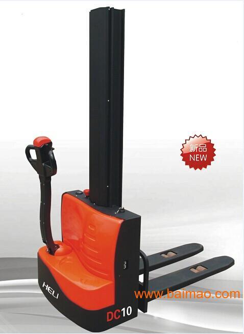 长明出售合力电动叉车1吨合力电动叉车步行式电动叉车