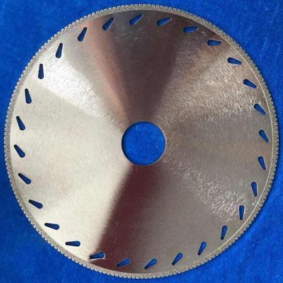 电镀金刚石切割片 密封条切割片 异形定制