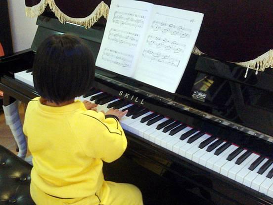 钢琴包月课程培训