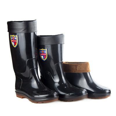 防水防滑加厚水鞋