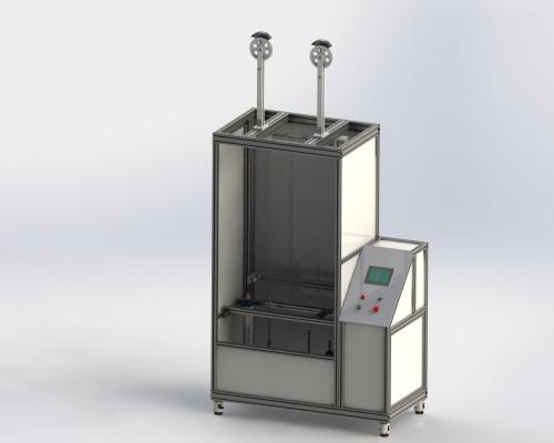 軟管力學性能測試機